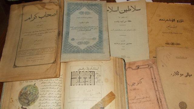 Поэт Габдулла Тукай на арабской графике