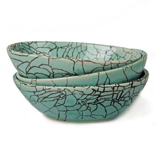 Пиала-лодочка от NeeNoo ceramic
